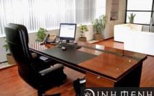 Phòng làm việc nên để ở vị trí nào?