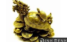 Phong thủy rùa
