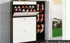 Phong thủy trong cách bày tủ giày dép