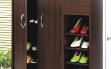 Sắp xếp giá giày dép ở Huyền quan như thế nào cho hợp lý?