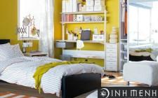 Sơn phòng ngủ màu gì để hợp phong thủy