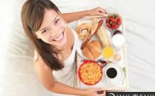 Tướng ăn uống và vấn đề sức khỏe