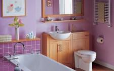 Vị trí của nhà vệ sinh và phòng tắm