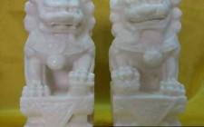 Vật phẩm phong thủy: Nghê, Sư Tử và Kỳ Lân