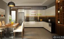 Vệ sinh phòng bếp và nhà vệ sinh bằng hoá phẩm nào?